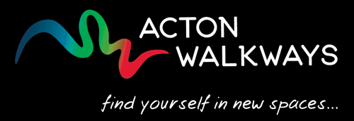 Acton Walkways - find yourself in new spaces...